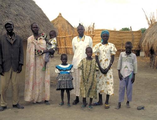 Un jour au Soudan du Sud