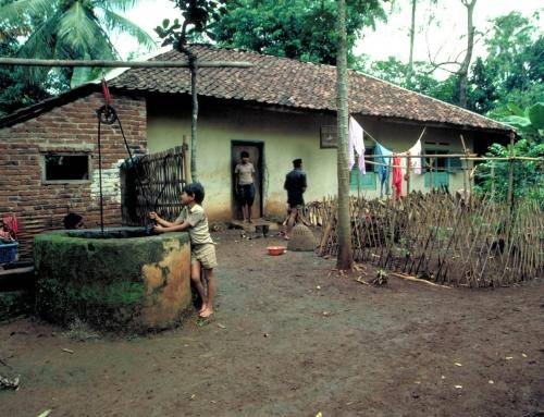 programme de réaménagement- Indonésie
