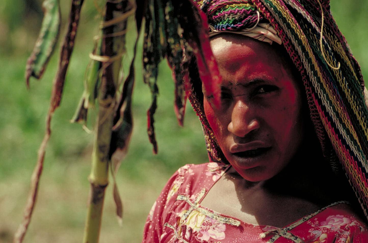 Il est un bon mari – Papuasie Nouvelle Guinée