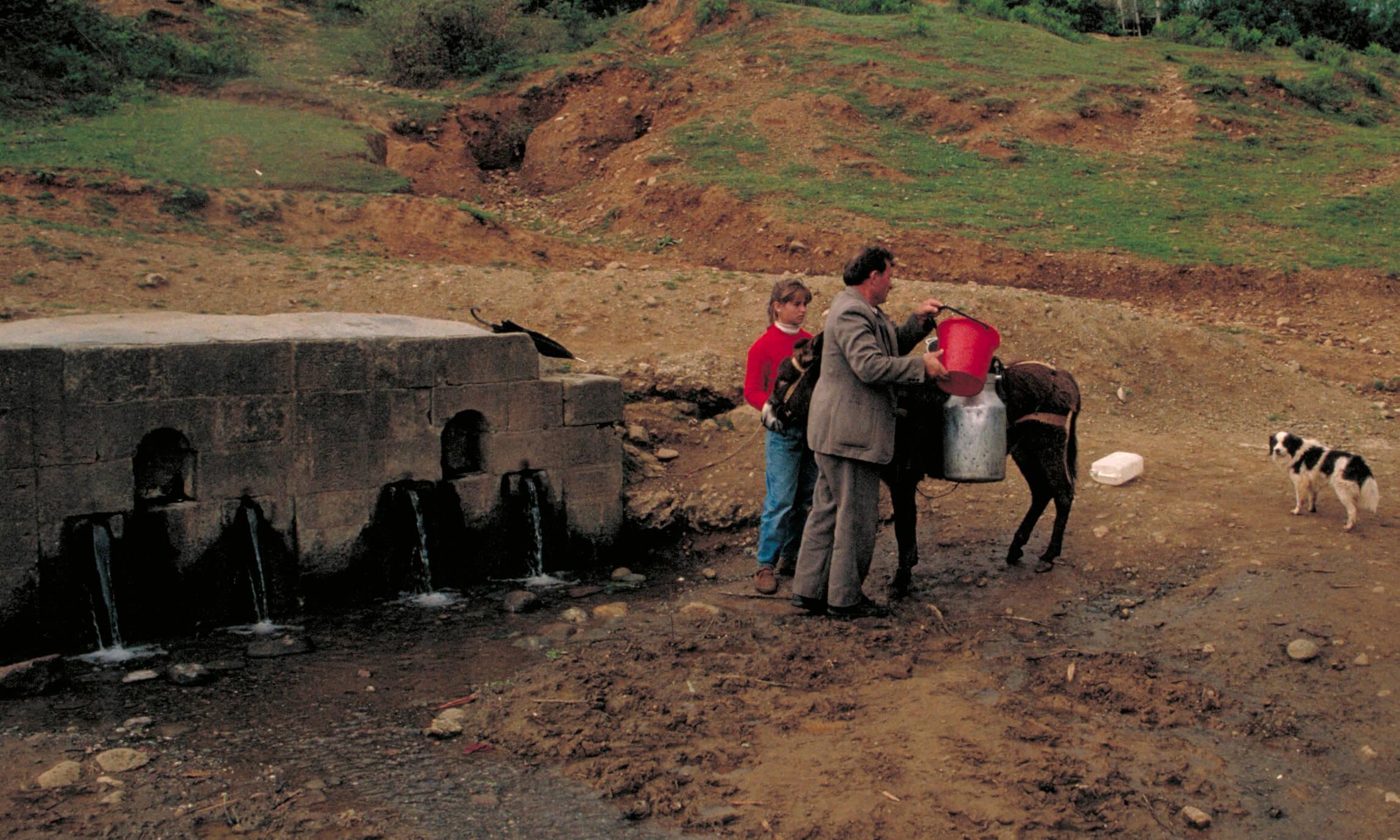On laisse-là les chômeurs – Albanie