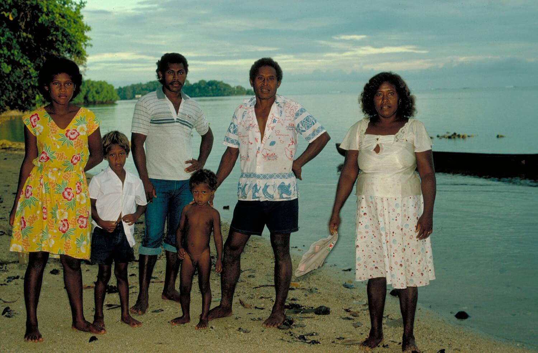 Un jour… Les îles Salomons