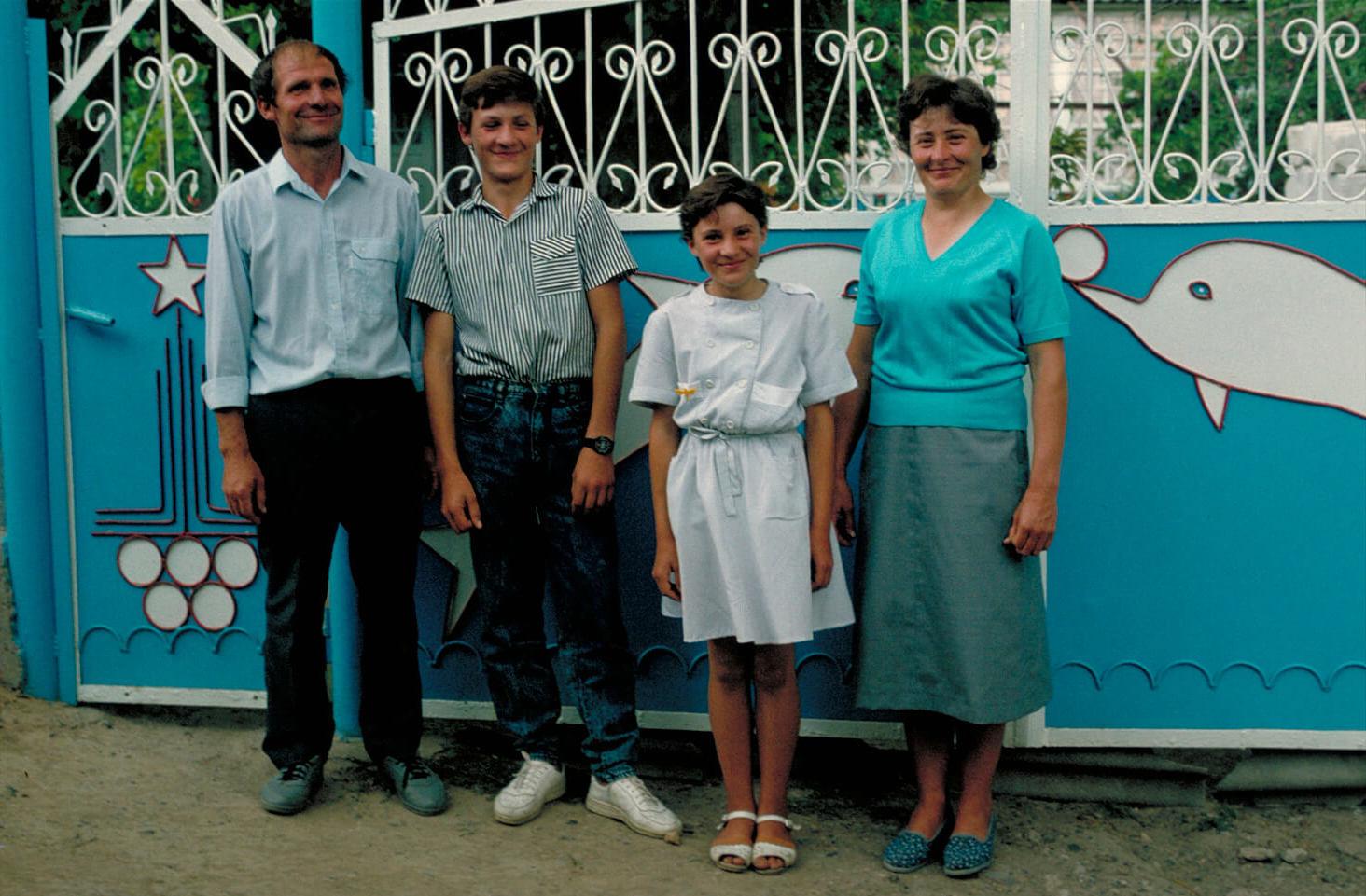 Un jour en Moldavie